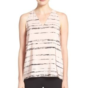 Vince Racerback Camisole Small